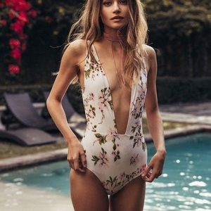 Beach Riot Aruba one piece